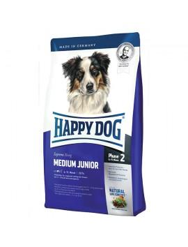 Croquettes chiens Happy Dog Medium Junior 25