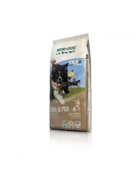 Croquettes chiens Bewi Dog Lamb Rice Croc
