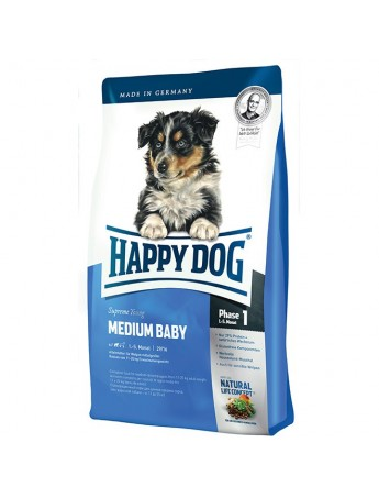 Croquettes chiens Happy Dog Medium Baby 28