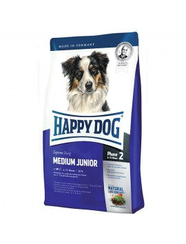 Croquettes chiens Happy Dog Medium Junior 25