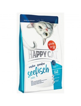 Croquettes chats Happy Cat Junior sans céréales