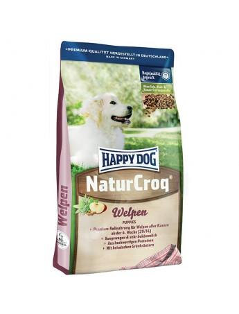 Croquettes chiens NaturCroq Junior Chiots
