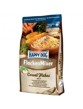 Flocons chiens Flocons Flocken Mixer