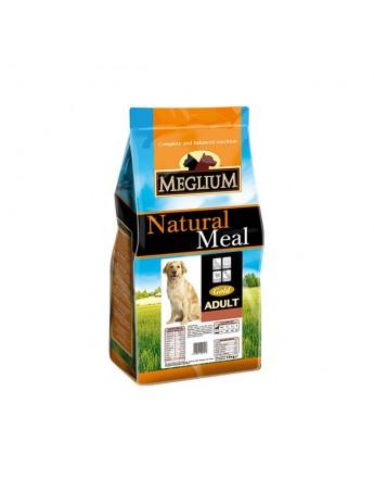 Croquettes chiens Meglium adult gold