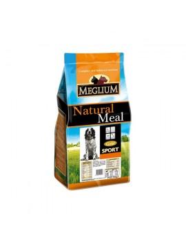 Croquettes chiens Meglium Sport Gold