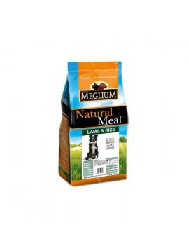Croquettes chiens Meglium Sensible agneau