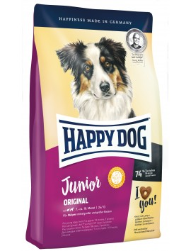 Croquettes Happy Dog Junior Original
