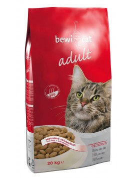 Croquettes chats Bewi Cat Adult