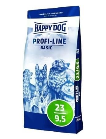 Croquettes chiens Happy Dog Profiline basic 23/9,5