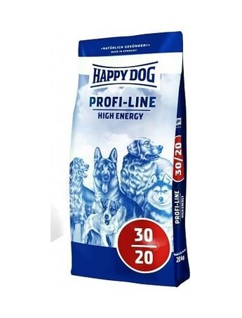 Croquettes chiens Happy Dog Profiline High Energy 30/20