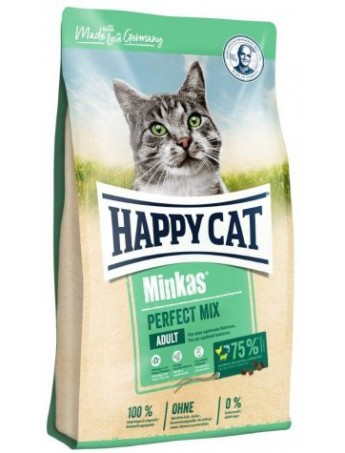 Croquettes chats Happy Cat Minkas Mix
