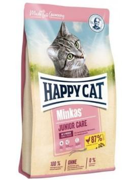 Croquettes Happy Cat Minkas Junior