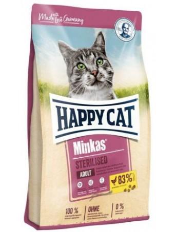 Croquettes Happy Cat Sterilised
