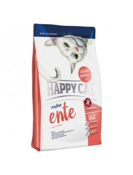 Croquettes chats Happy Cat Canard sans gluten