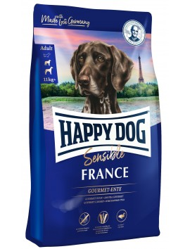 Croquettes chiens Happy Dog Canard