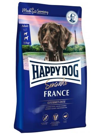 Croquettes chiens Happy Dog Canard