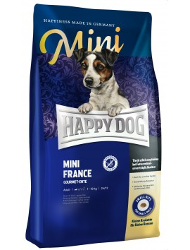 Croquettes chiens Happy Dog Mini Canard