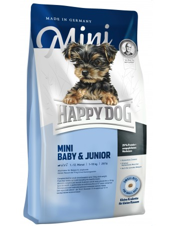 Croquettes chiens Happy Dog Mini Baby et Junior 29