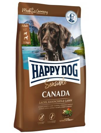 Croquettes chiens Happy Dog Canada