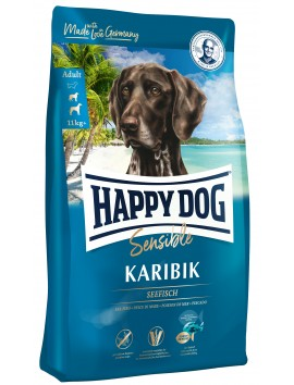 Croquettes chiens Happy Dog Karibik