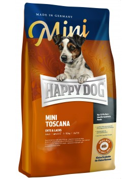 Croquettes chiens Happy Dog Mini Toscana