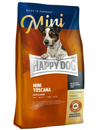 Croquettes chiens Happy Dog Mini Toscana