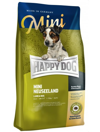 Croquettes chiens Happy Dog Mini Neuseeland
