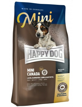 Croquettes chiens Happy Dog Mini Canada