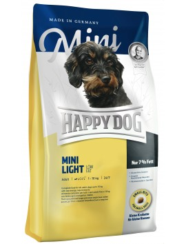 Croquettes chiens Happy Dog Mini light