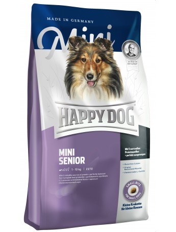 Croquettes chiens Happy Dog Mini Senior
