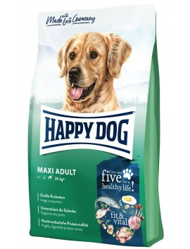 Croquettes chiens Happy Dog Fit+Well Adult Maxi