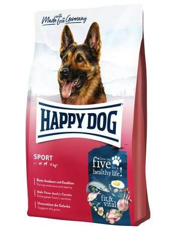 Croquettes chiens Happy Dog Fit+Well Adult Sport