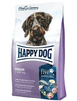 Croquettes chiens Happy Dog Fit+Well Senior