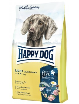 Croquettes chiens Happy Dog Adult Light 2 Low Fat