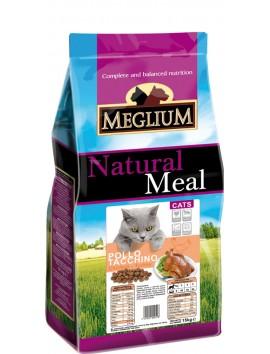 Meglium Chat Poulet Dinde