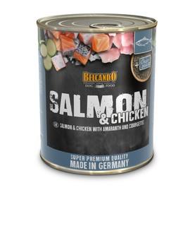 Boîte Belcando Saumon 400g
