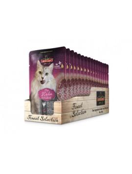 Sachet Fraîcheur chat Leonardo poulet 85g